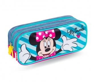 Estojo Minnie 16Y Duplo 7406