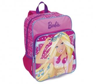 mochila barbie 16m plus grande frente