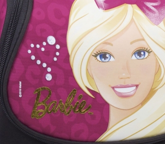 lancheira barbie 16z detalhe