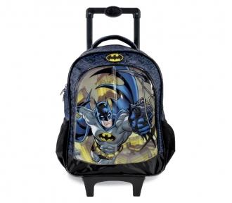 mochilete batman gothan face grande frente