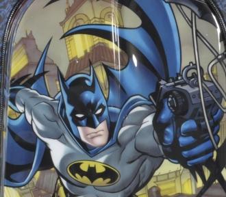 mochilete batman gothan face grande detalhe