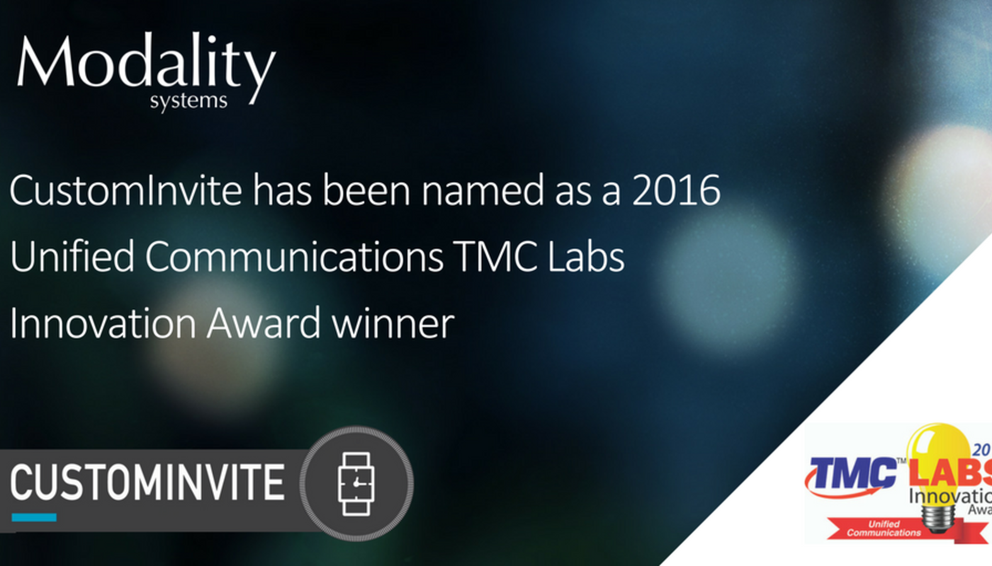 Normal2x tmc labs innovation award   pr image