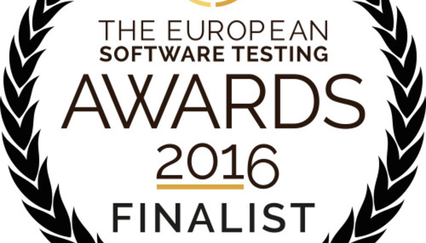 Normal2x european software test awards   finalists badge