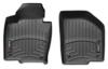 WeatherTech Front Floor Liners - Black (09-15 CC A/T, 06-10 Passat A/T)