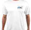 Modded Euros T-Shirt - White (S, M ,L, XL) - Front