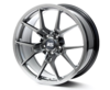 18x8.5 Neuspeed RSe10 Light Weight Wheel - Hyper Black (5x112/ET45/57.1)