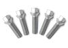 H&R 43mm Cone Seat Wheel Bolts - 5 bolts (14x1.5)