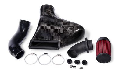 Unitronic Carbon Fiber Cold Air Intake (15+ A3/S3, 16+ TT, 15+ GTI/Golf)