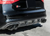 EuroGEAR DEVAL Carbon Fiber Rear Diffuser (13-14 B8.5 S4)