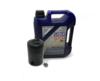 Liqui Moly 5W-40 Oil Service Kit -1.8T (A4,TT,Golf,GTI,Jetta,Passat)