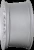 Radi8 r8a10 wheels   matte silver machined 4