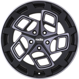 Radi8 r8cm9 wheels   dark mist 1