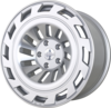 R8t12 wheels   matte silver machined face 1