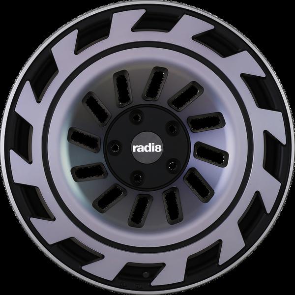 19x8.5 radi8 r8t12 wheels   dark mist 2