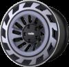 19x8.5 radi8 r8t12 wheels   dark mist 1