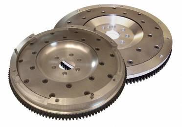 Aluminum flywheels