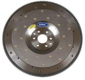 Steel flywheel