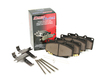 Stoptech Posi-Quiet Ceramic Compound Brake Pads - Rear (05-08 A4,A6,TT,GTI,Jetta,Passat)