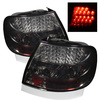 Spyder Auto LED Tail Lights - Smoke (96-01 A4, 00-02 S4)