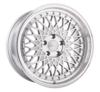 18x8 Avant Garde M220 Wheels - Machine Silver (5x100/ET30/57.1) - Front