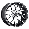 18x8 Avant Garde M310 Wheels - Machine Gunmetal (5x100/ET30/57.1) - Front