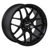 18x9.5 VMR V710 Wheels - Matte Black (5x112/ET45/66.6)