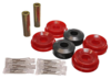 Energy Suspension Control Arm Bushing Set (Red) - 15.3118R (00-06 Golf, 99-05 Jetta)