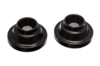 Energy Suspension Rear Coil Spring Isolators - Black (99-06 Golf, 99-05 Jetta)