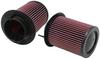 K&N Replacement Air Filter (08-14 Audi R8 4.2L)
