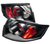 Spyder Auto Euro Style Tail Lights - Black (00-06 Audi TT)