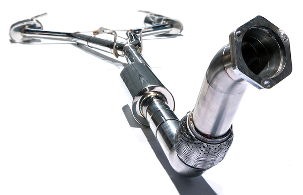 A B Cts Turbo Cat Back Exhaust Review