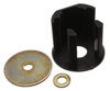 Energy Suspension Motor Mount Insert - Black (2.0L TSI, 2.0L TDI, 08+ 2.5L, 1.8T Gen3)