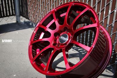 V701 scarlet red