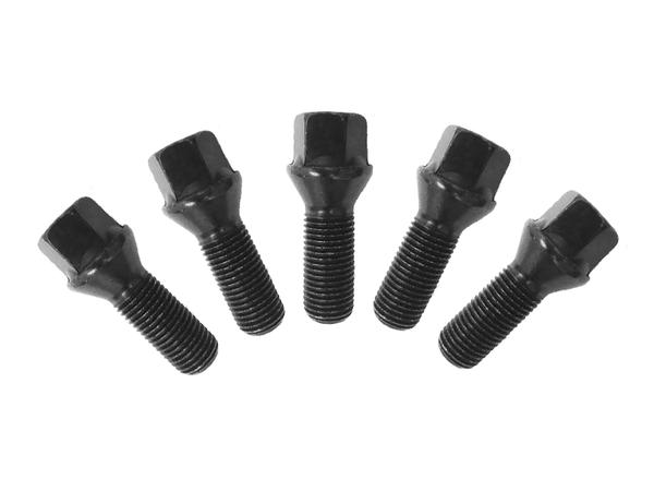 14x1.5 cone black kit