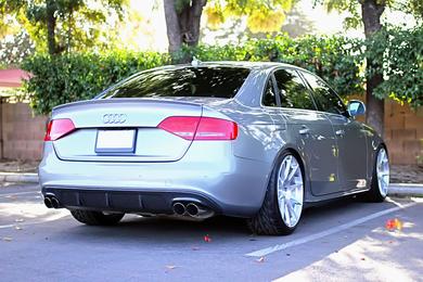 10 audi s4 deval carbon fiber rear valence 01