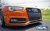 EuroGEAR DEVAL Carbon Fiber Front Lip Spoiler (13-14 B8.5 S5)