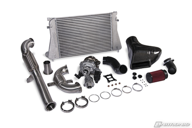 Unitronic Turbo Upgrade Kit - FWD (17+ A3 FWD, 15+ GTI)