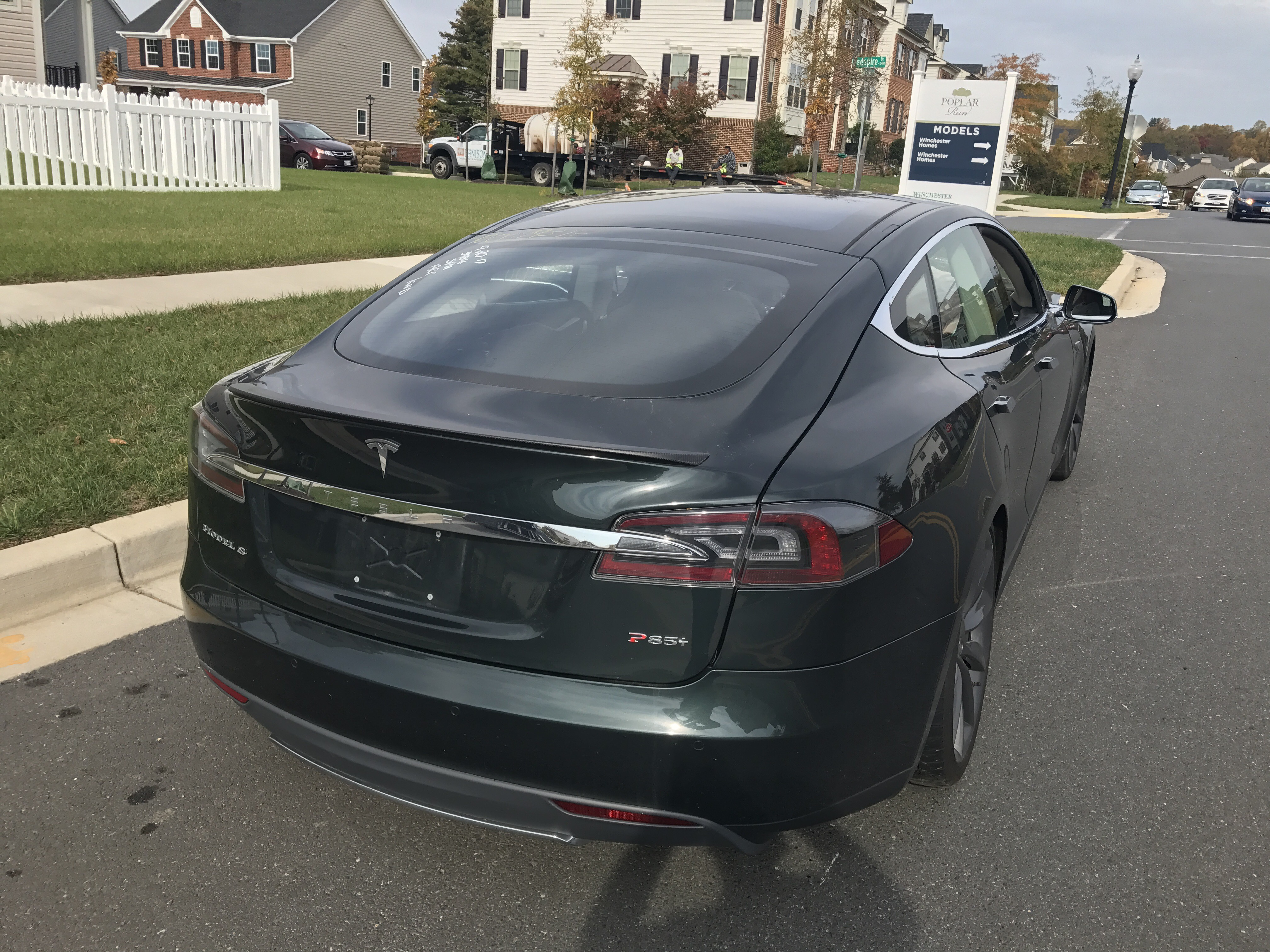 Attempting to Repair Front Collision Salvaged Tesla | Tesla