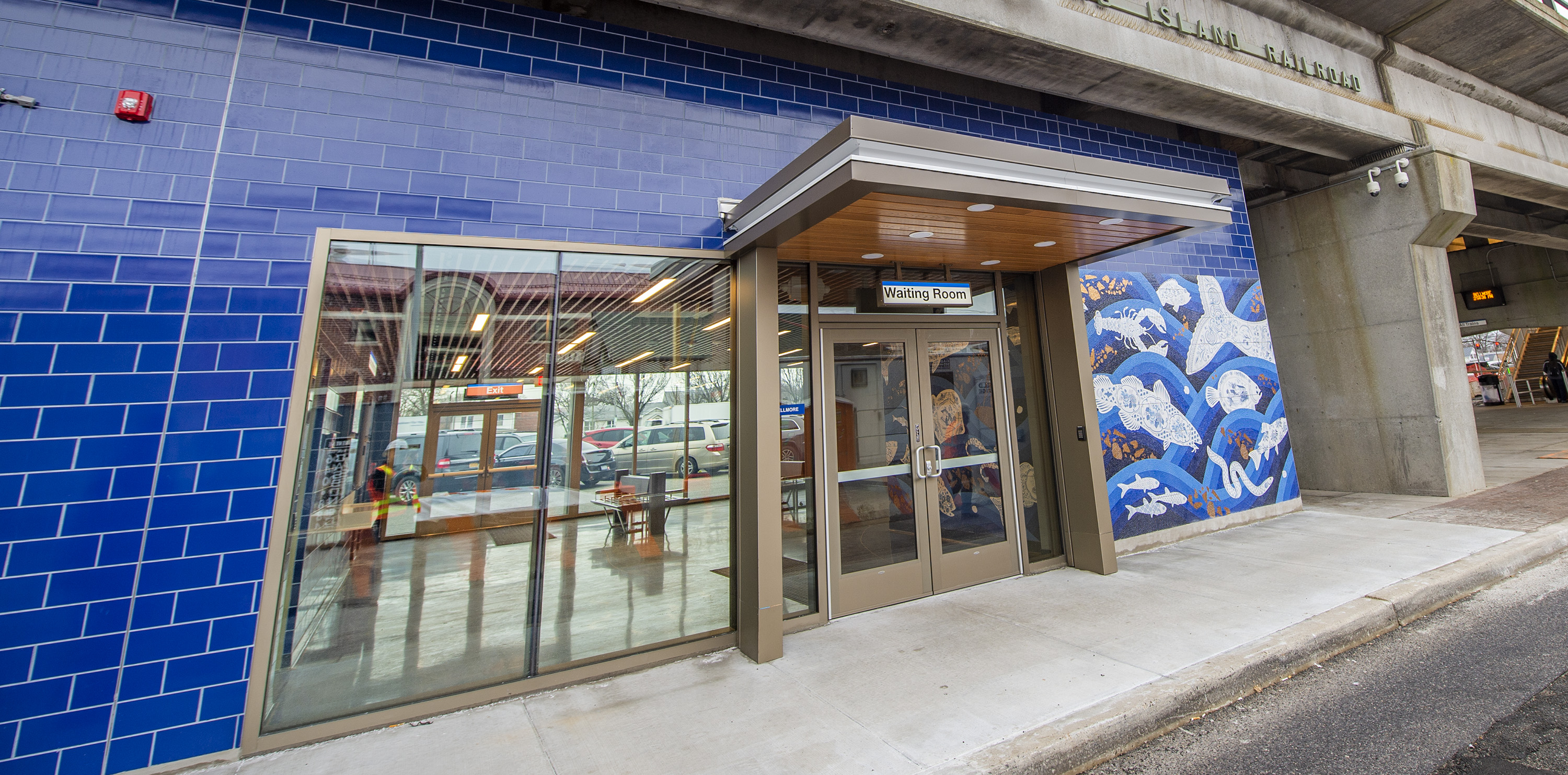 Bellmore Station Enhancement (Completed 6/2019)