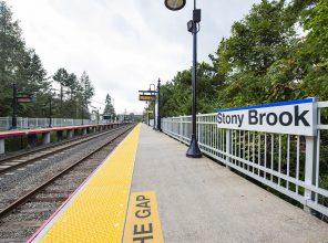 Stony Brook Station 10-10-2018