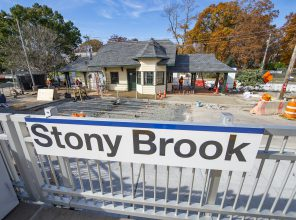 Stony Brook Station 11-08-18