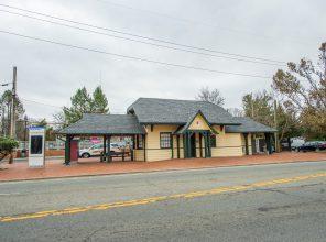 Stony Brook Station - 12-14-18