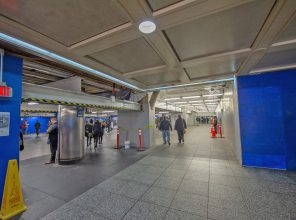 East End Gateway-LIRR Concourse - 02-14-20