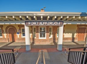 Port Jefferson Station - 11-26-19