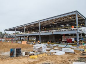 LIRR Mid-Suffolk Train Storage Yard 03-21-19