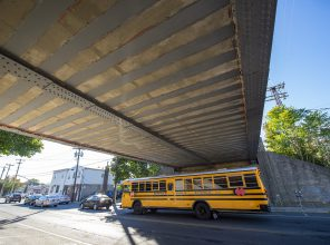 Plainfield Avenue Bridge Replacement 10-12-18