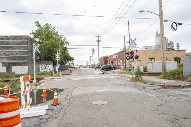 Urban Avenue Grade Crossing 12-15-18