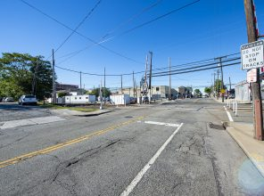 Willis Avenue Grade Crossing location 10-12-18