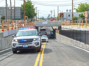 Urban Avenue Grade Crossing Elimination Opens - 09-04-19