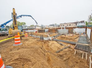 Mineola Harrison Avenue Parking Structure 05-03-19